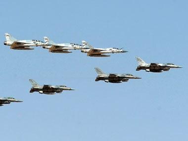 Pak bombs suspected miliant hideout: 32 killed