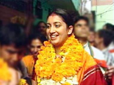 Smriti vs Madhu debate: It's okay to ask why Irani got the job