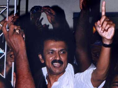 MK Stalin resigns, takes responsibility for defeat