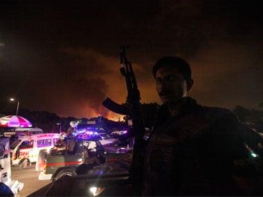 Taliban shifted tactics in Karachi strike, attacks were similar to 26/11