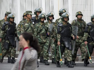 Timeline: Unrest connected with Chinas restive Xinjiang region