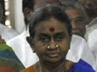 File image of Dayalu Ammal. AFP
