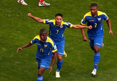 Honduras, Ecuador look to up the ante in must-win game