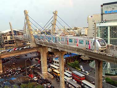 Mumbai Metro will be inaugurated on Sunday. WikiMedia