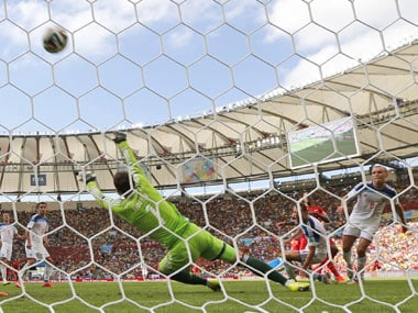 Listless Belgium edge past Russia to qualify for World Cup knockouts
