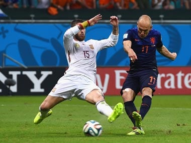 Number Cruncher: Incredible stats from Netherlands vs Spain