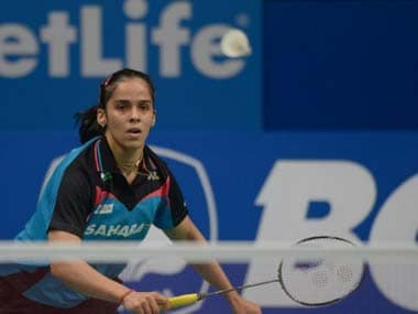 Dominating Saina Nehwal romps to Australian Open title