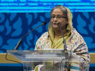 Bangladesh court sentences 11 people to 20 years imprisonment for assassination attempt on Sheikh Hasina in 1989