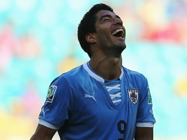World Cup 2014: Italy look to shackle Suarez in Uruguay showdown