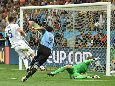 World Cup 2014: Luis Suarez exposes Englands soft centre