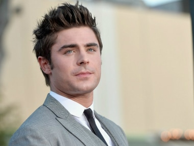 Rehab put me on the right path: Zac Efron