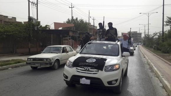 Iraq's top Shi'ite cleric issues call to fight jihadist rebels