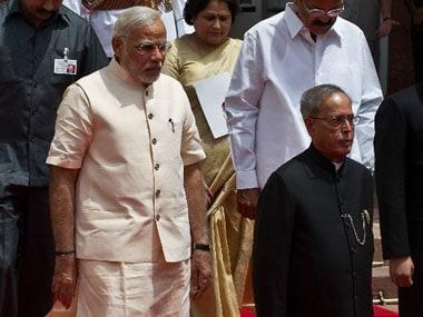 Narendra Modi. AFP.