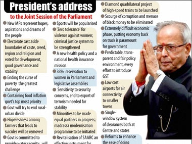 Full Text: Pranab Mukherjee's speech at Lok Sabha joint session