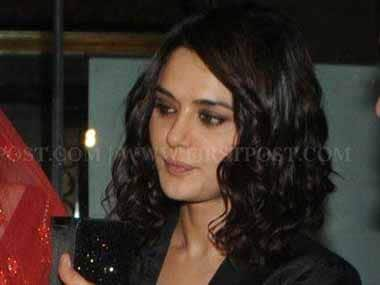 Zinta has said that Wadia has had a history of abusing her: Sachin Gokhale/Firstpost