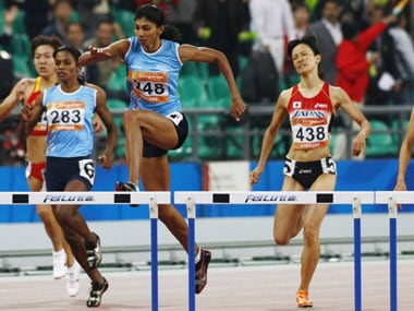 On track for Rio: Indian women relay team enhance qualification bid for 2016 Olympics
