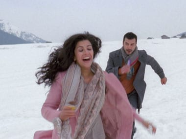 Cadbury Dairy Milks new ad is about the simple joy of a snowfight