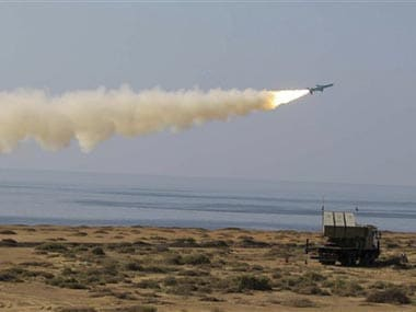 UN experts say Iran missile firing in October violated UN sanctions