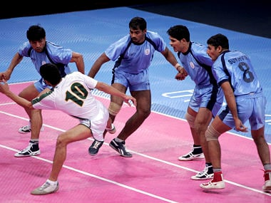 File picture of a Kabaddi match. Reuters