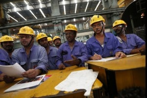 Economic Survey: Indias skilled workforce at a dismal 2%, lower than developing nations