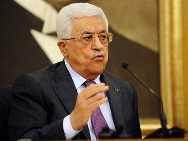 US ambassador to Israel David Friedman is a 'son of a dog': Palestinian president Mahmoud Abbas