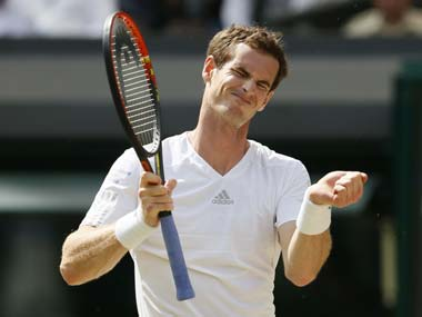 Wimbledon 2017: Andy Murray suffers injury scare, pulls out of Hurlingham Club exhibition match