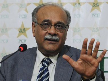 PCB approves unanimous resolution backing Najam Sethi to become new chairman