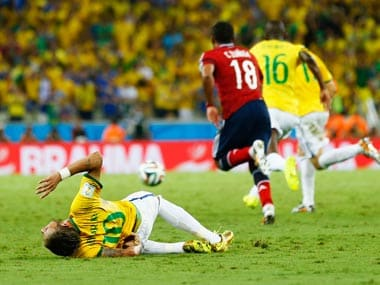 Suarez to Fred: The most controversial moments of World Cup 2014