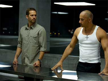 Fast and Furious 7 to be released earlier by a week