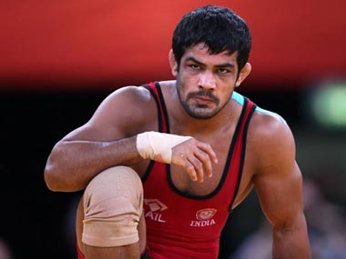 File image of Sushil Kumar. AFP