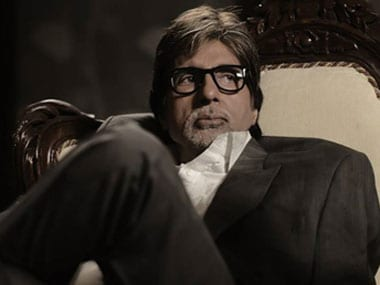 Yudh week 1: Amitabh Bachchan stars in a case of 'what the hell is going on'?