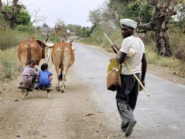 Why is the media ignoring the plight of drought striken farmers?