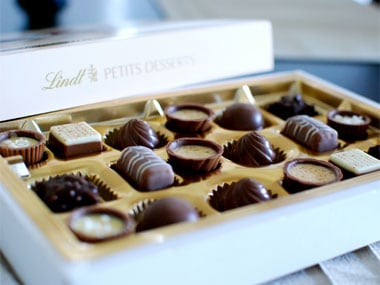 Swiss Chocolate maker Lindt close to buying American confectioner Russell Stover