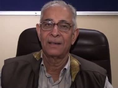 OP Kohli. Screengrab from You Tube video.