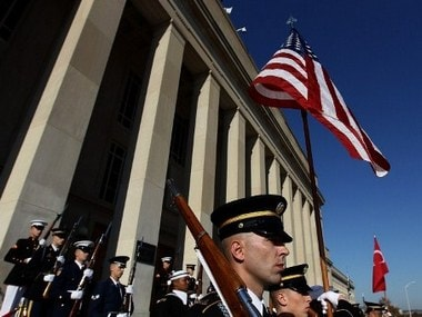 Senior US military officer accuses air force general of sexual misconduct; Congress members find insufficient evidence to charge him