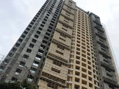 Adarsh housing society. AFP