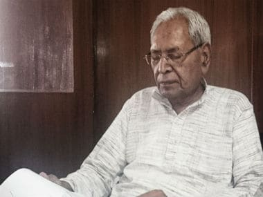 Educationist Dinanath Batra. Pallavi Polanki/Firstpost