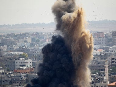 Two rockets fired at Israel from Israel from Gaza Strip, no casualties reported, says military