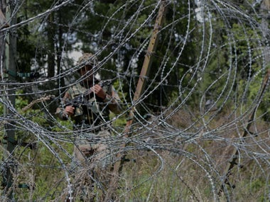 Kashmir: Cave in near LoC prompts fears of cross border tunnel