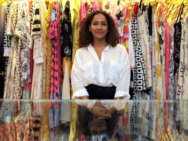 Lakme Fashion Week regular Masaba continues her reign as queen of prints