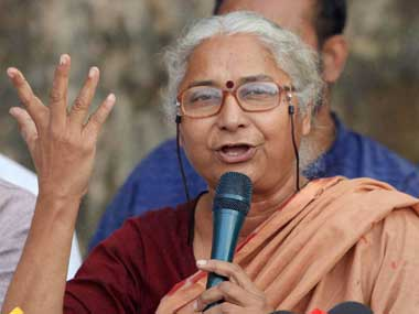 Cross defamation cases: Non-bailable warrant issued against Medha Patkar