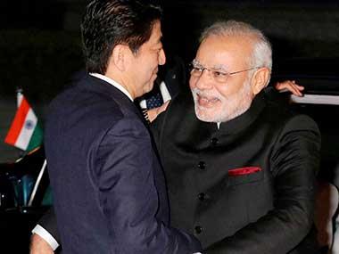 Narendra Modi calls Japan PM Shinzo Abe a phenomenal leader
