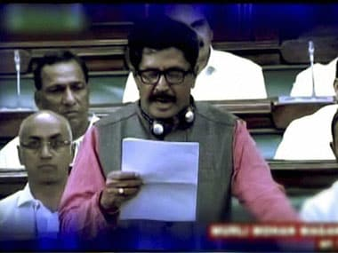 Cong demands action against TDP MP for remark on womens dress