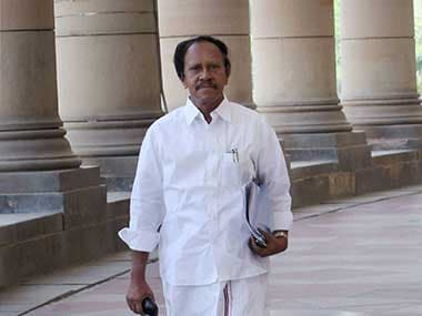 AIADMK senior leader M Thambidurai says 10 MLAs cant split a party, all are united