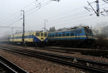 Railways officials stop express train to help woman deliver baby