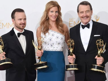 Emmys 2014: Breaking Bad wins big with five awards
