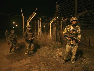 Pakistan violating ceasefire to support infiltration of undesirable elements: BSF