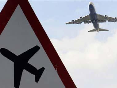 US bans civilian flights over Iraq hours after airstrike on jihadists