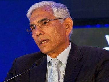 Vinod Rai. AFP.