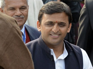 UP CM Akhilesh deceiving people with development claims: BJP
